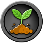 Plant sprouting icon representing our eco-friendly business practices.